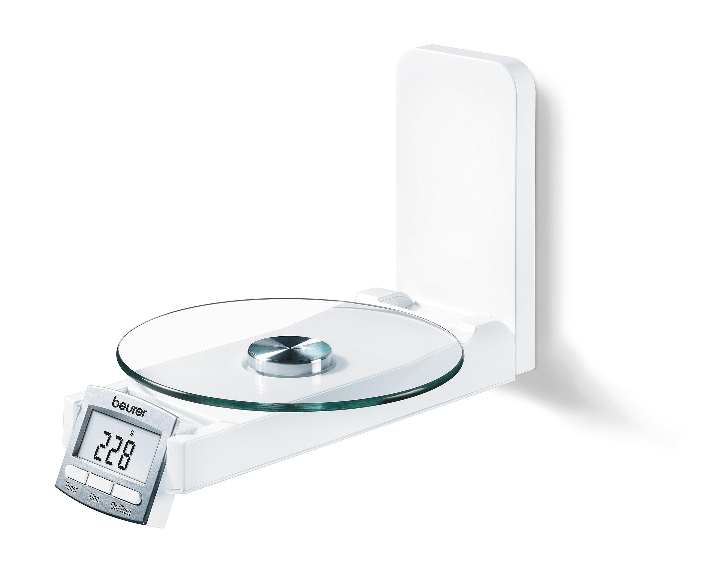 BALANCA DIGITAL DE PAREDE ATÉ 5KG KS 52 BEURER Santa Apolônia  #245852 2362x1895 Balança De Banheiro Digital Em Vidro