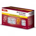 Accu-Chek Performa Roche com 50 tiras leve 3 pague 2