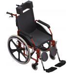 Cadeira Rodas Fit Reclinavel 44 Preto Jaguaribe23