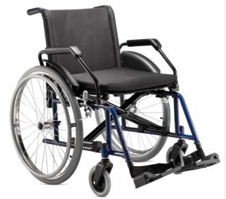 Cadeira Rodas Poty 50 Azul Jaguaribe