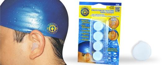 Protetor Auricular Silicone Ortho Pauher   Santa Apolônia b230fe1e43