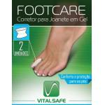 (F)Corretor Para Joanete Em Gel C/2 Un. Footcare