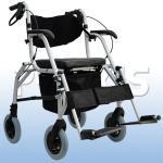 (F)Andador Comfort 36 Prata Praxis   SL-808