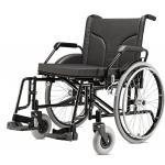 (B)Cadeira Rodas Big Preta Jaguaribe