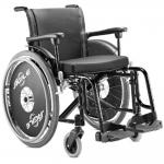 Cadeira Rodas Agile Jaguaribe 42 PRETO