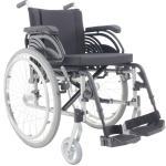 (F)Cadeira Rodas Lumina Lm 45/40 Grafite Freedom