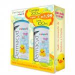Sabonete Liquido Infantil 200ml+100ml Dermacyd