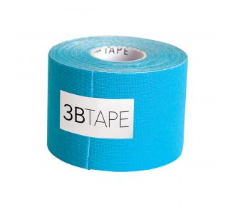 (F)Bandagem Elástica Azul 3b Kinesiology Tape