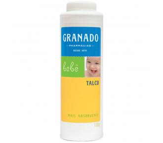Talco Bebe 100g Granado