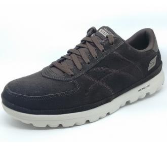 (T)Sapato Stoic Marrom Skechers 53724 Xxm43