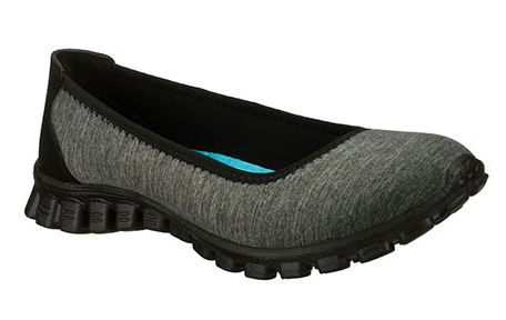 4ec77d54313 SAPATILHA SKECHERS EZ FLEX 2 ROLL WITH IT 22635 FEMININO