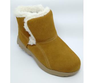 (F)Sapato Chugga Caramelo Skechers 81026l Xxi30