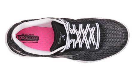cd94224091 Tenis Skechers Go Walk 3 Fitknit 13981 Feminino