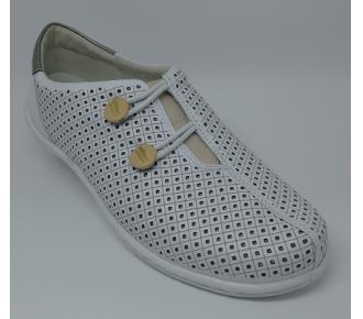 (F)Sapato Bell Branco Opananken 74508l3 Xxf39