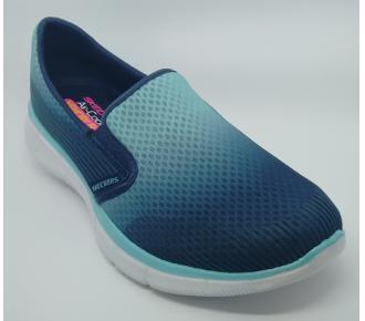 (F)Sapato Equalizer Azul Skechers 12184 Xxf34