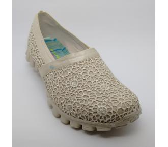 (T)Sapato Ez Flex Natural Skechers 22826 Xxf38