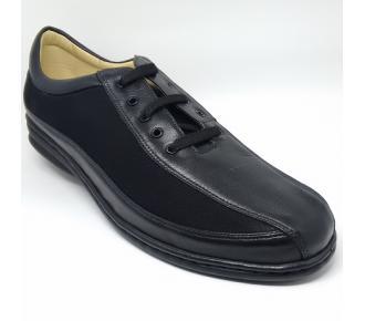(F)Sapato Diabetics Preto Opananken 39506 Xxm39
