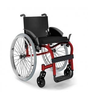 Cadeira Rodas Star Lite 40 Preta Fosca Ortobras