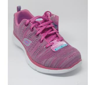 (F)Sapato Equalizer Pink Skechers 12033 Xxf34