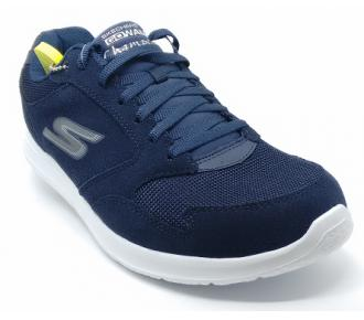 (F)Sapato Go Walk Marinho Skechers 53827 Xxm41