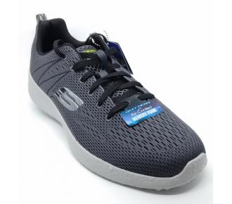 (F)Sapato Burst Cinza Skechers 52108 Xxm41