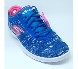 (T)Sapato Go Step Azul Skechers 14200 Xxf34