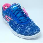 Sapato Go Step Azul Skechers 14200 Xxf35