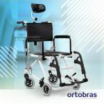 (Sl)Cadeira De Banho H3 Ortobras