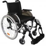 Cadeira de Rodas Start M1  Ottobock 48 CINZA