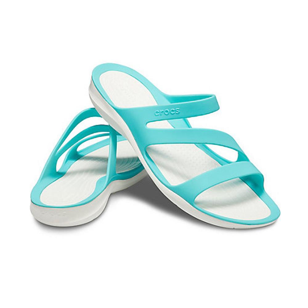 642e548251 Sandalia Crocs Swiftwater Sandal W 203998 Feminino