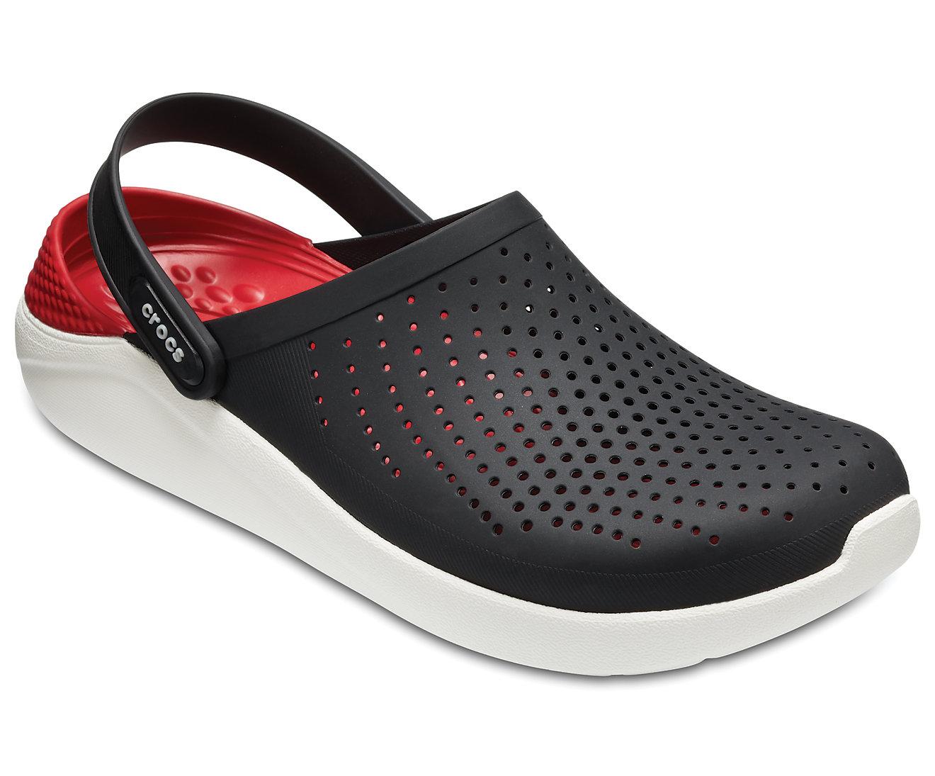 32c8dcd7f2 Sandalia Crocs Lite Ride Clog 204592 Masculino Feminino