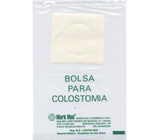 (F)Bolsa De Colostomia 30mm Mark Med Com 10 Unidad