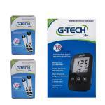 G-Tech Free Lite Com 100 Tiras Ganhe Kit