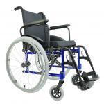 Cadeira Rodas Ma3e 44x40x40 Preto Craqueado Ortomobil