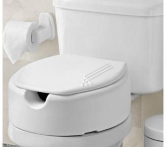 Elevador  Assento Sanitário 13,5cm Mebuki