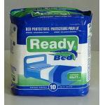 Readybad/Readysec Lencol Absorvente 65x77cm Com 10