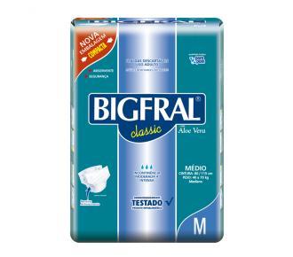(F)Fralda Confort Média Bigfral
