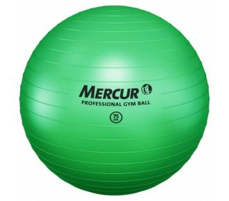(Sl)Bola De Ginástica 75cm Verde Mercur