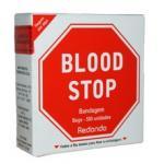 Curativo Redondo Blood Stop Com 500 Unidades