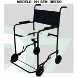 Cadeira Banho Semi-Obeso Cds