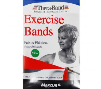 (F)Thera Band Embalado 1,5m Azul Extra Forte