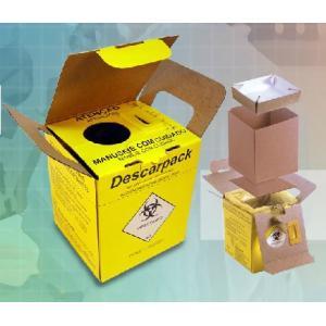 Coletor Perfurocortante 1,5 Litros Descarpack