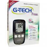 (F)Medidor De Glicose Kit Free G-Tech