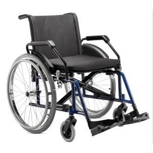 (C)Cadeira Rodas Poty 50 Preta Jaguaribe