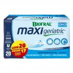 (F)Absorvente Maxi Geriatric 20 Unidades Biofral