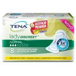 Absorvente Tena Lady Normal Com 8 Unidades