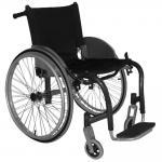 Cadeira Rodas Star Lite Ortobras 40 PRETO