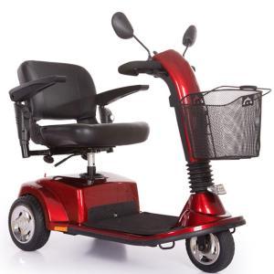 (C)Triciclo Motorizado City 3 Hd Azul Kapra