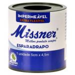 (F)Esparadrapo Impermeavel Bege 5cmx4,5m Missner