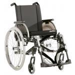 Cadeira de Rodas Start M2 Effect 38 cm Preta Completa Ottobock